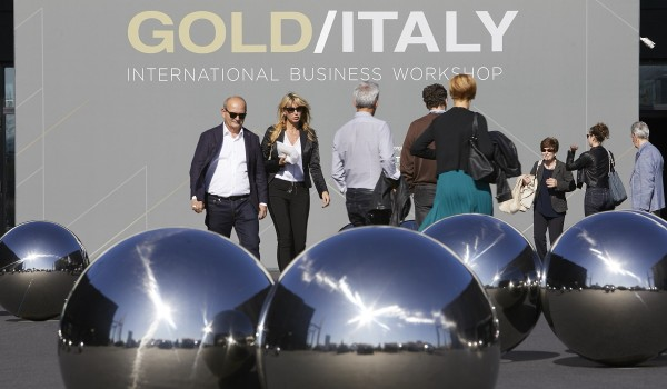 GOLD / ITALY 2019: more business for the Arezzo event